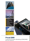 Procal - Model 2000 - Continuous Emission Monitoring (CEMS/AMS) Process Analyser System Brochure